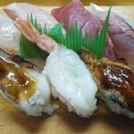 福禄寿し - 料理写真:福禄盛