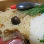 魚喜久 - ご飯も2種類