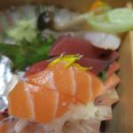 魚喜久 - お造り~