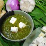 インド家庭料理 ラニ - サグパニール