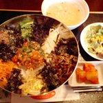 韓美食 オンギージョンギー - ランチセット