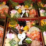 竹下 - おせち料理
