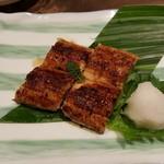 金澤どぜう きふじん - 鰻の蒲焼き