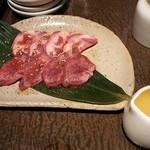 韓々 - まかない牛タン焼肉ランチ