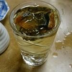 与太呂 - ひれ酒