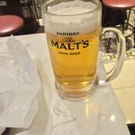 46401476 - 生ビール(400円)+8%