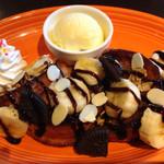 NEW YORK.NY - チョコレートオレオフレンチトースト