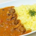 マナ キッチン - 自信作!!ビーフカレー