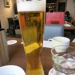 だるまん家 - ビール!