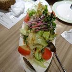 ラ・パウザ - とんぶりとスプラウトのミネラルサラダ