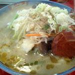 おおぎやラーメン - 料理写真:タンメン 840円