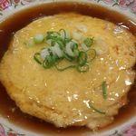 餃子の王将 - 料理写真:天津麺 472円