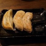 麺処たちばな - 焼き餃子