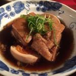 庵菜 - 茶美豚の角煮❤︎