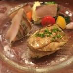 オー・グルマン - 牡蠣に鰆❤︎濃厚旨味
