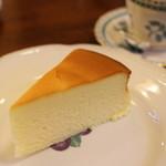アンセーニュダングル - チーズケーキ