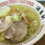 滋養軒 - 函館塩¥500税込