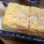 徳仙 - 出汁巻き