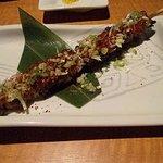 4641177 - 牛大串 牛ばら肉の特製ねぎ味噌串
