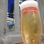 オルシックスティシックス - 生ビール バドワイザー