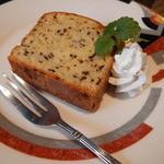 オルシックスティシックス - キャラメルチョコシフォンケーキ