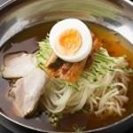 冷麺(韓国麺・盛岡麺)
