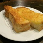 萬屋宗兵衛 - 分厚いバタートースト