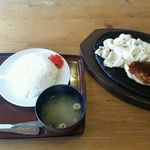曽我 - ポークチャップ定食 1100円《2016年1月》