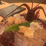 かつえ - 伊勢海老のお寿司