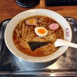46417261 - ワンタン麺(普通盛り)900円