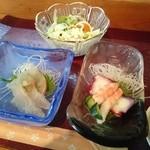 寿し一心 - 酢の物・お造り・サラダ 20