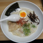 うぜん - 鶏塩ラーメン(並)