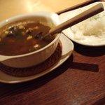 四季愛菜ダイニング - 本日のスープカレー