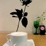 03 slow cafe - ホットミルクキャラメル