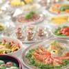 レストランメイプル - 料理写真:パーティーメニュー例
