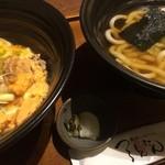 麺匠の心つくし つるとんたん - 他人丼(¥1180)