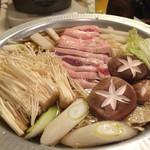 若葉 - 鴨鍋