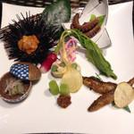46422154 - 【夕食】前菜