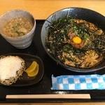 いとう - 料理写真:特製うどん