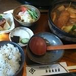 寿限無茶屋 - 勝どき味噌煮込み御膳 1,500円