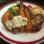 洋食 ピッコローサ - ピッコロセット