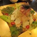 入船 - 豆腐サラダ