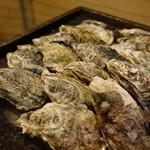 かき小屋フィーバー1111 - 焼き牡蠣が一番おすすめ