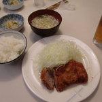 4643873 - ヒレカツ定食