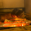 Okayamachourakutei - 料理写真:炉窯で焼くお肉