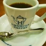 星乃珈琲店 草加店 - ホットコーヒー