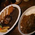 ボンゾ - ツレは、牛筋カレー