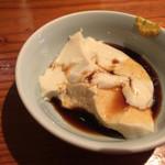 魚料理 ろっこん - 手作り豆腐