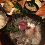 魚料理 ろっこん - 刺身定食