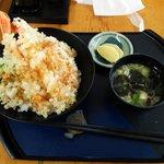 46436112 - 海鮮天丼